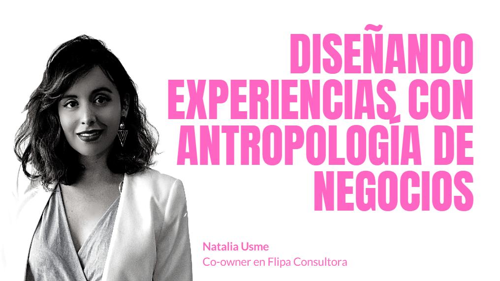Portada del podcast: Diseñando experiencias con antropología de negocios