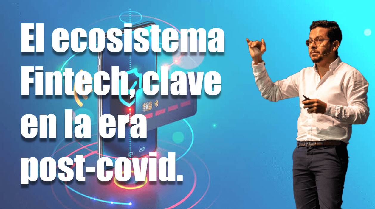 Portada del podcast: El ecosistema fintech, clave en la era post-covid