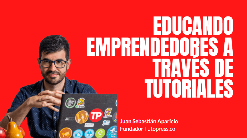Portada del podcast: Educando a emprendedores a través de tutoriales