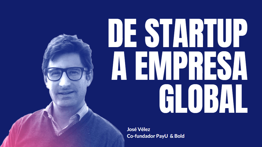 Portada del podcast: De startup a empresa global