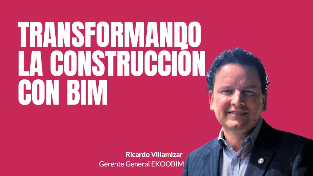 Portada del podcast: Transformando la construcción con BIM