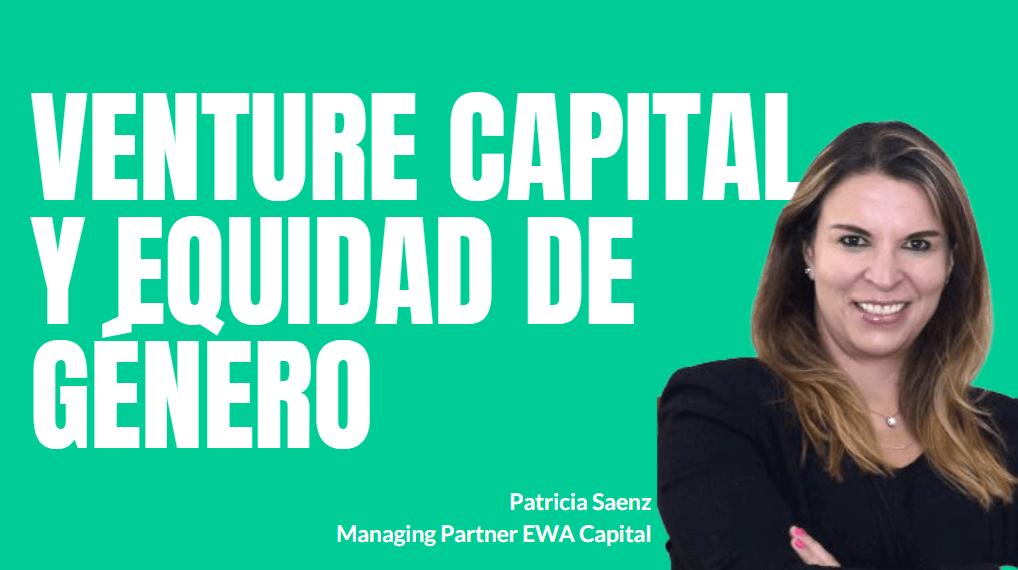 Portada del podcast: Venture Capital y equidad de género