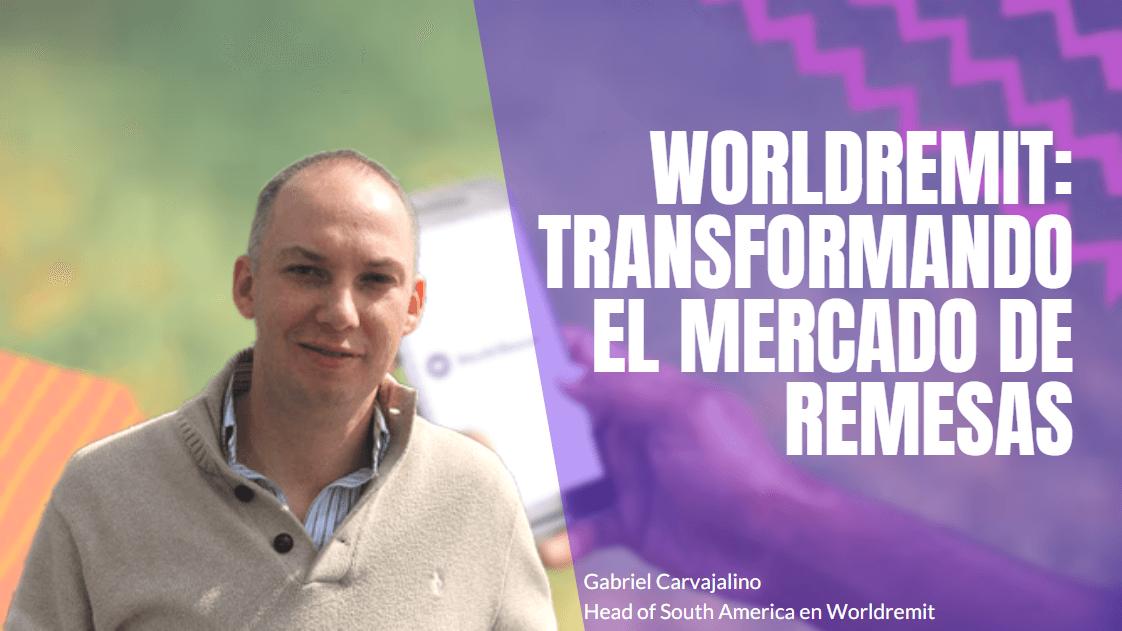 Portada del podcast: Worldremit - Transformando el mercado de remesas