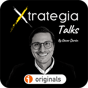 Imagen de Xtrategia Talks con Óscar Durán