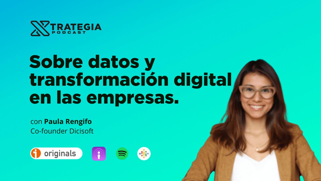 sobre datos y transformacion digital en las empresas