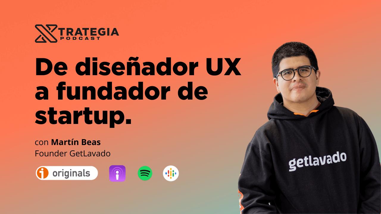 de diseñador ux a fundador de startup