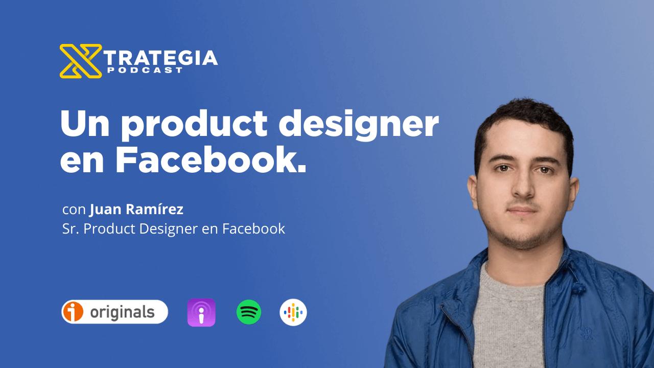 un product designer en facebook